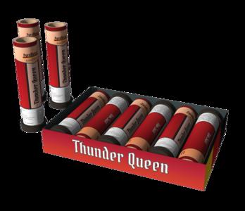 Thunder Queen L 6 stuks (1 pakje)