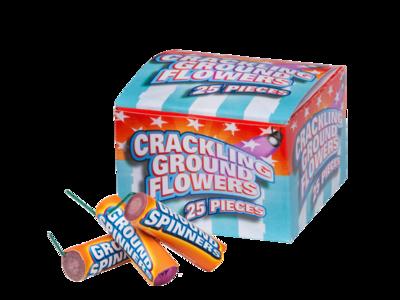 Crackling Grondbloemen (25 stuks)